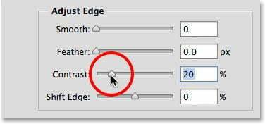 Adjust Edge