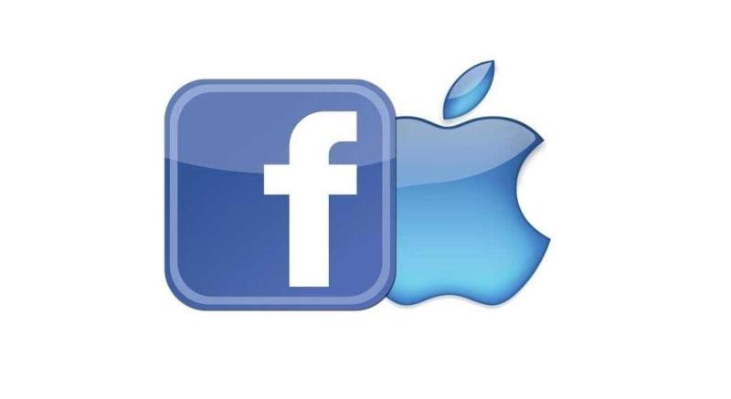 Facebook Inc đã ký hợp đồng với Apple