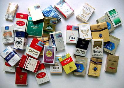 Sản phẩm thuốc lá