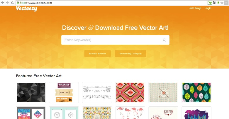 Website download free vectors