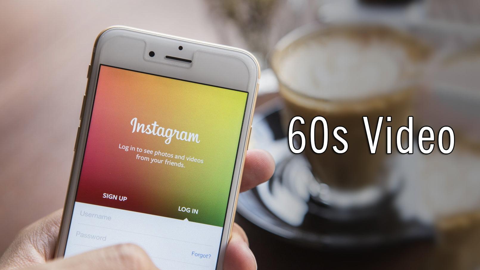 Tạo video ngắn trên instagram