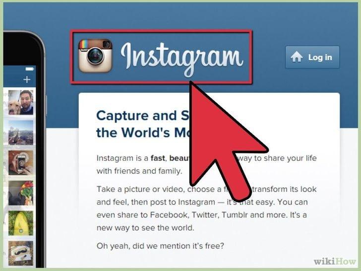 Lượng truy cập instagram