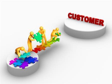 Khác biệt về cách thức tiếp cận khách hàng