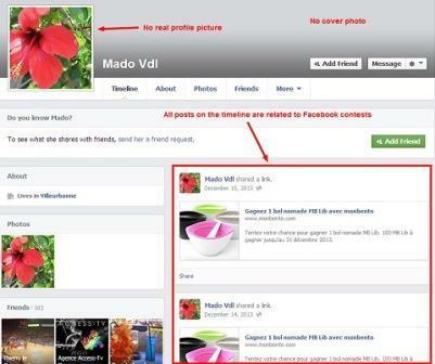 Đánh giá qua ảnh đại diện: Đây là cách đầu tiên để phát hiện tài khoản Facebook là giả mạo