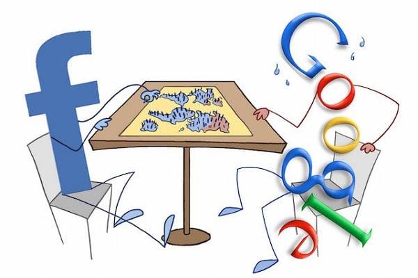 Quảng cáo Facebook Ads hay Google Adwords