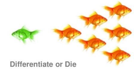 Bán hàng Facebook, khác biệt hoặc chết