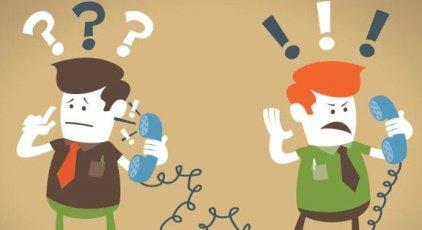 Bị phản hồi tiêu cực từ khách hàng