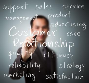 Công ty lấy khách hàng làm trung tâm