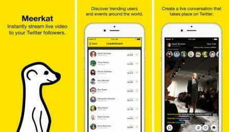 3 ứng dụng giúp bạn Livestream khác biệt
