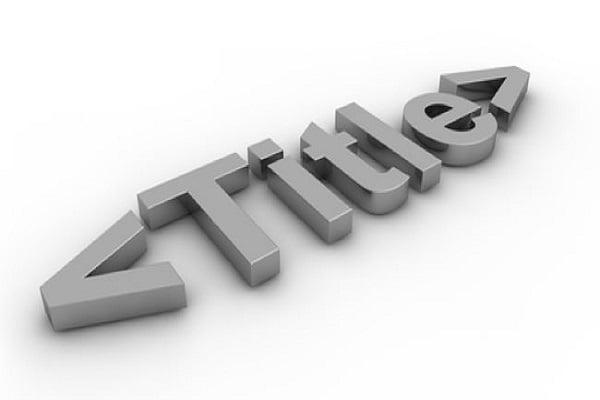 Tạo tiêu đề đắt giá cho Content Marketing