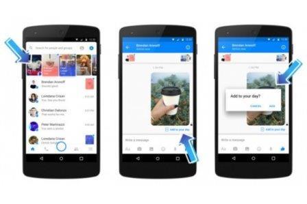 Cập nhật mới nhất của Facebook dành cho Messenger 2017