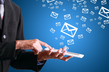 Gửi Email Marketing thử nghiệm