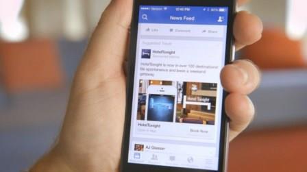 Nội dung quảng cáo Facebook phải hiển thị tốt trên mobile