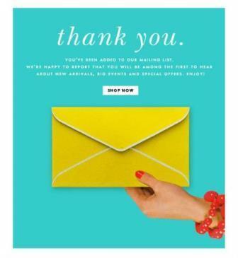 Hiểu biết hình thức của Email Marketing là thắng 1/3 khi viết Email Marketing