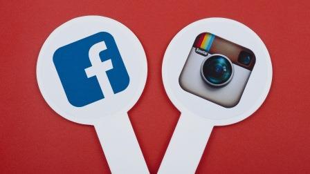 instagram thú vị hơn so với Facebook