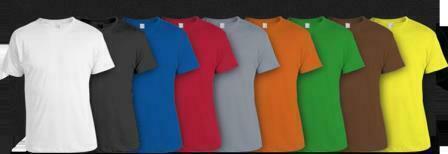 Thiết kế, in, sản xuất áo thun