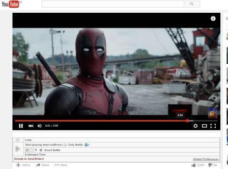 Xem video Youtube với tốc độ nhanh hơn