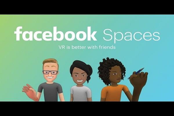 Facebook Spaces- nơi bắt nguồn kỷ nguyên công nghệ số