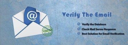 Phần mềm lọc Email miễn phí- Email Verify full Crack