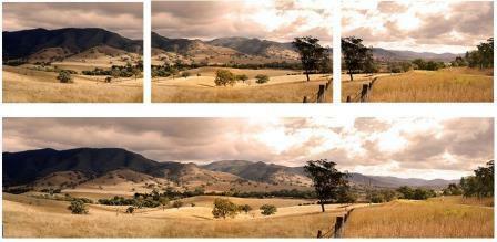 Merge ảnh để tạo ảnh panorama