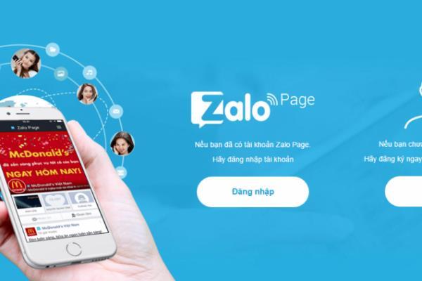 Những lưu ý khi tạo Zalo Page bán hàng