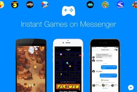 Tích hợp trò chơi trên Messenger