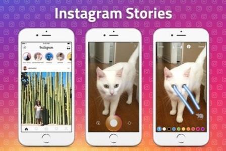Tính năng Stories trên Instagram