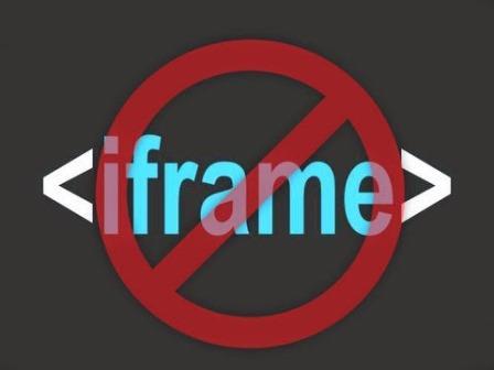 Website của bạn đang sử dụng Frame