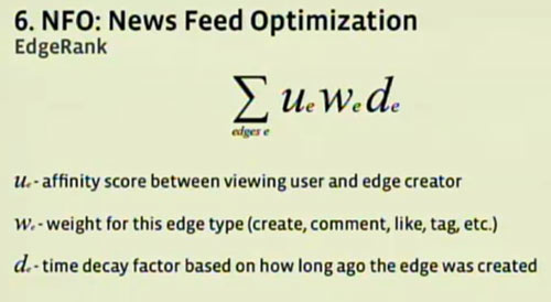 Thỏa mãn Edgerank với NFO- News Feed Optimization