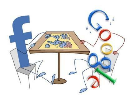 Facebook trực tiếp cạnh tranh với Google