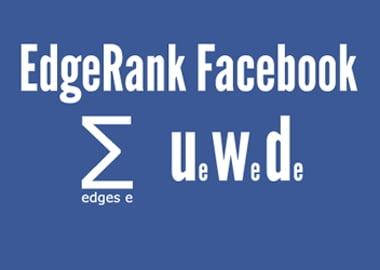 Thuật toán Edgerank Facebook là gì?