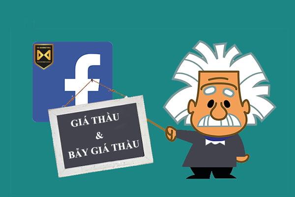 Kết quả hình ảnh cho đấu thầu facebook