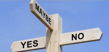 Bước 8: Chốt sales- yes- no- hẹn lịch trả lời.