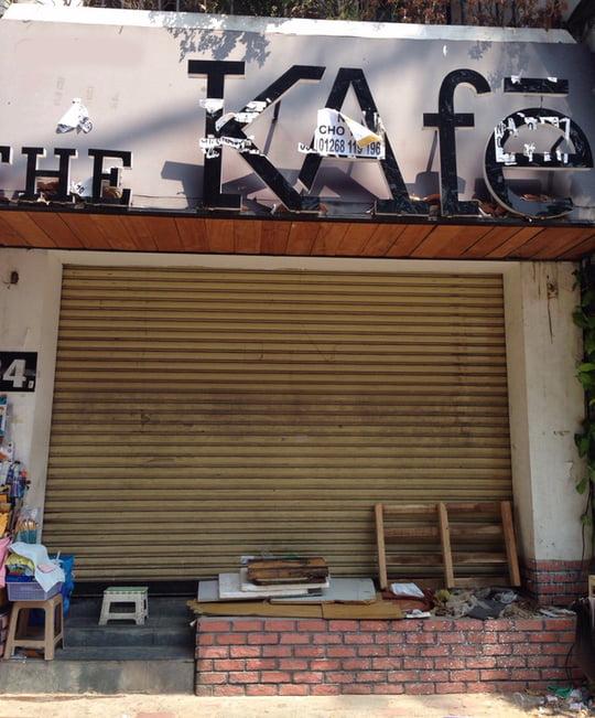 Vì sao The Kafe phải đóng cửa