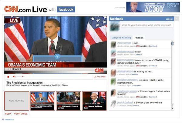 live-stream-le-nham-chuc-cua-tong-thong-obama