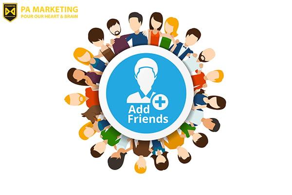add-friends-voi-khach-hang-tiem-nang