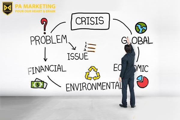 Các doanh nghiệp nên lên kịch bản ứng phó với khủng hoảng