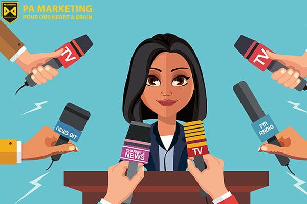 Áp lực của người làm trong giới truyền thông