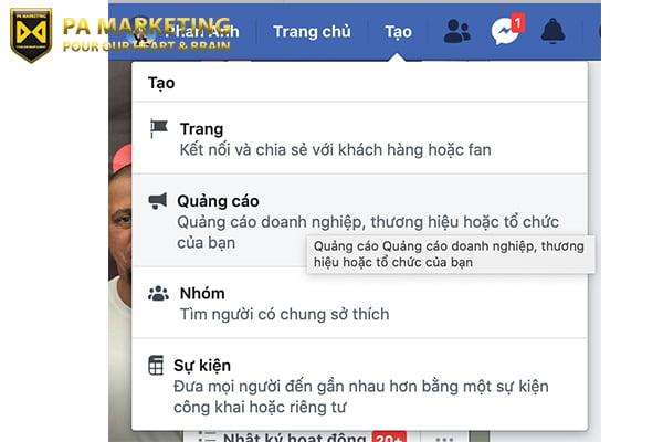 bat-dau-tao-quang-cao-remarketing-cho-fanpage-1