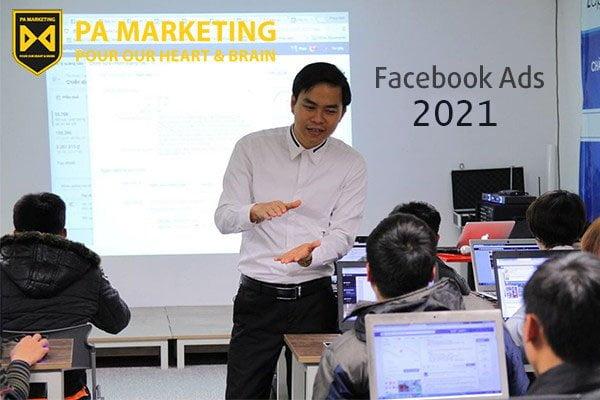Nội dung khóa học Facebook Marketing