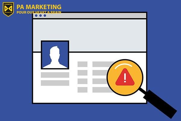 Chính sách quảng cáo của Facebook.