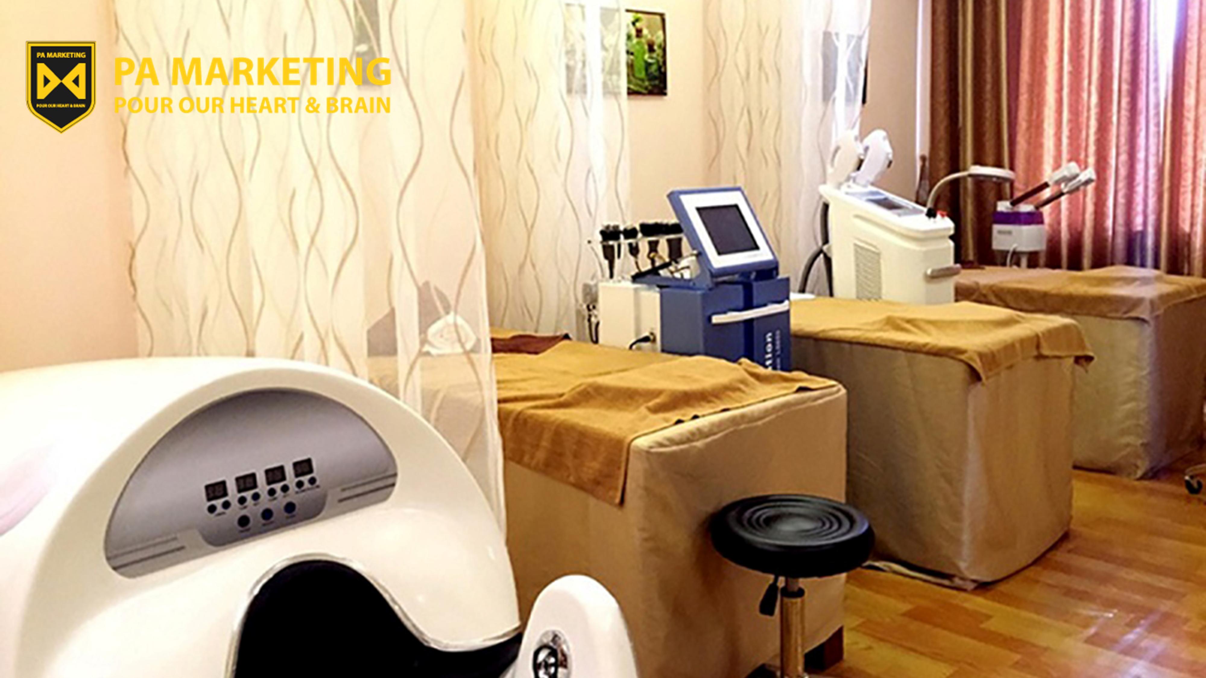 Giải pháp nâng cao chất lượng sản phẩm, máy móc và thiết bị ngành làm đẹp