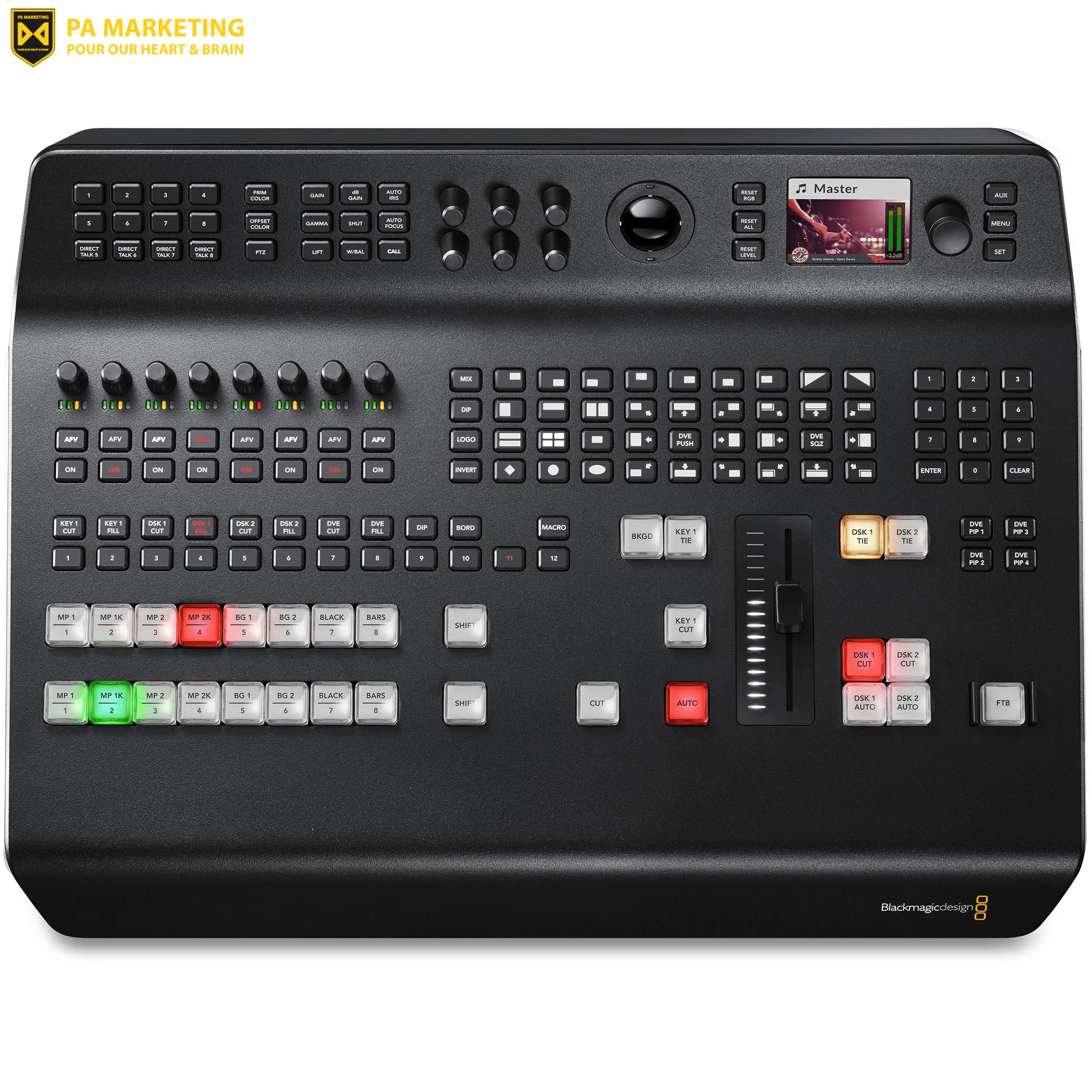 thiet bi livestream - switcher