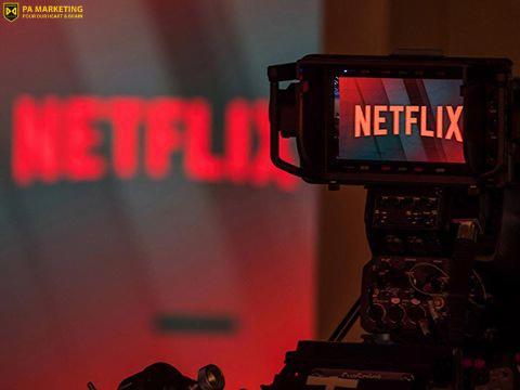 Chiến lược marketing số của thương hiệu Netflix dam khac biet