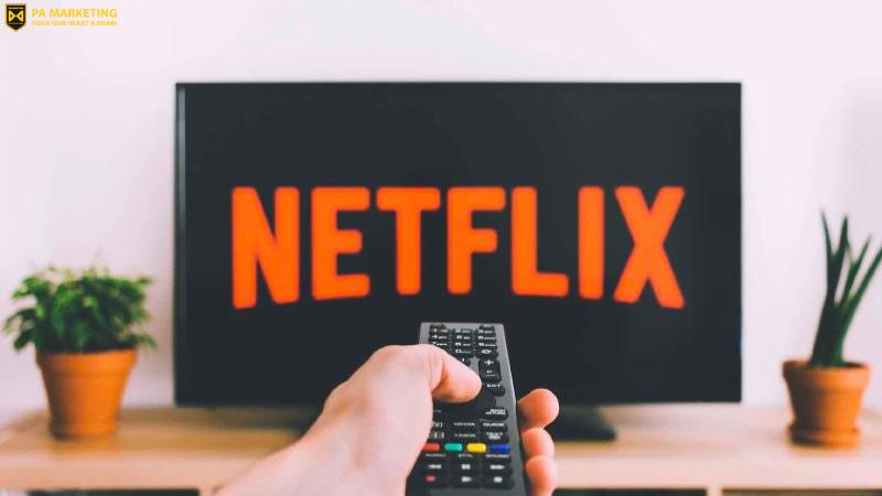 Chiến lược marketing số của thương hiệu Netflix tap trung vao khac gia