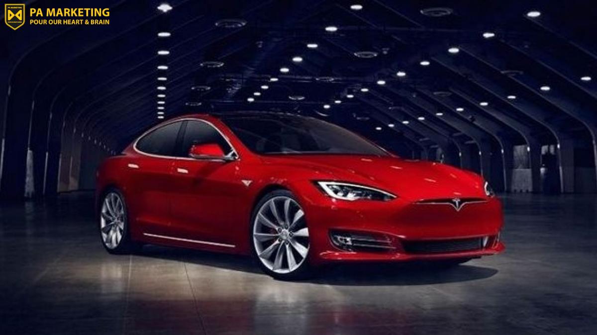 Chiến lược Marketing số của thương hiệu Tesla