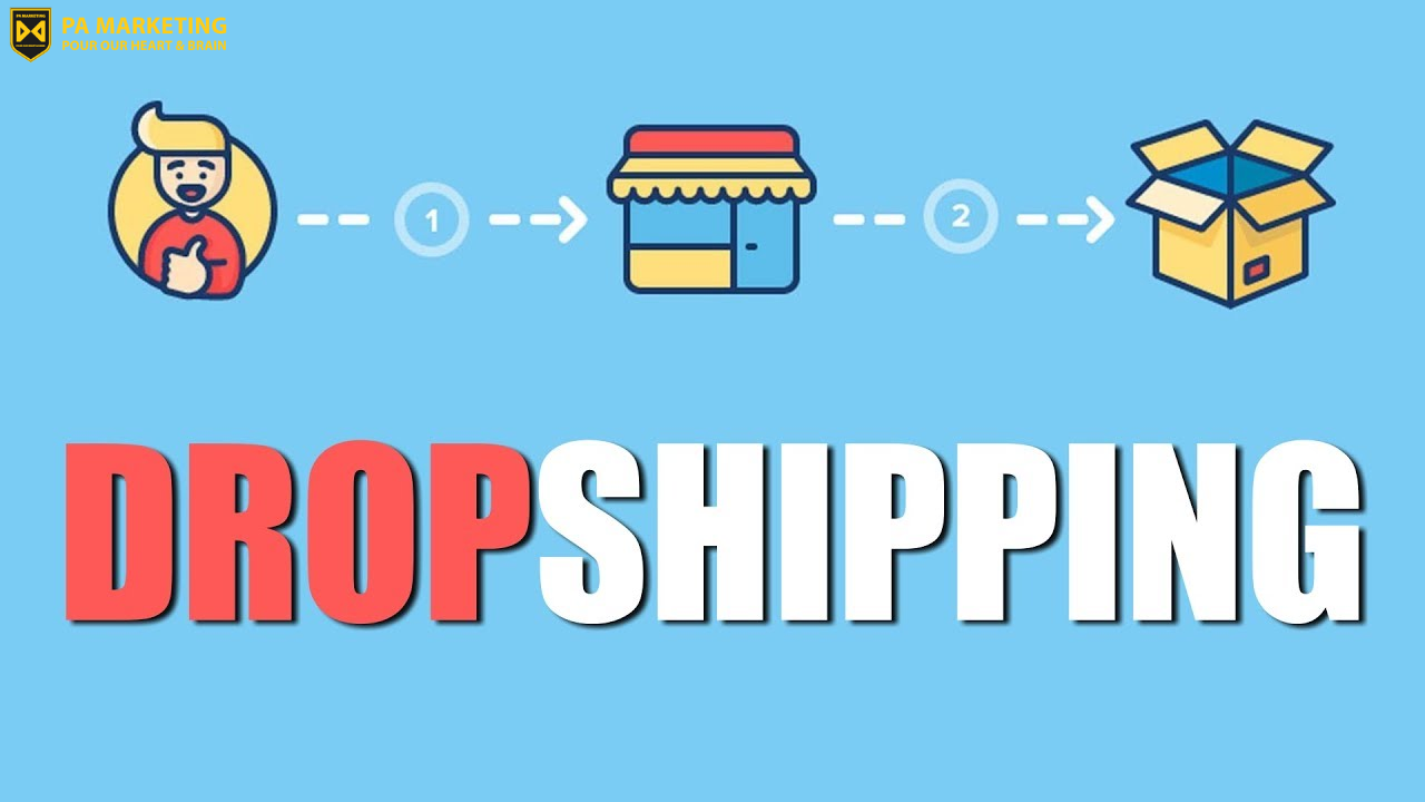 Dropshipping phương thức kiếm tiền của doanh nghiệp Ecommerce