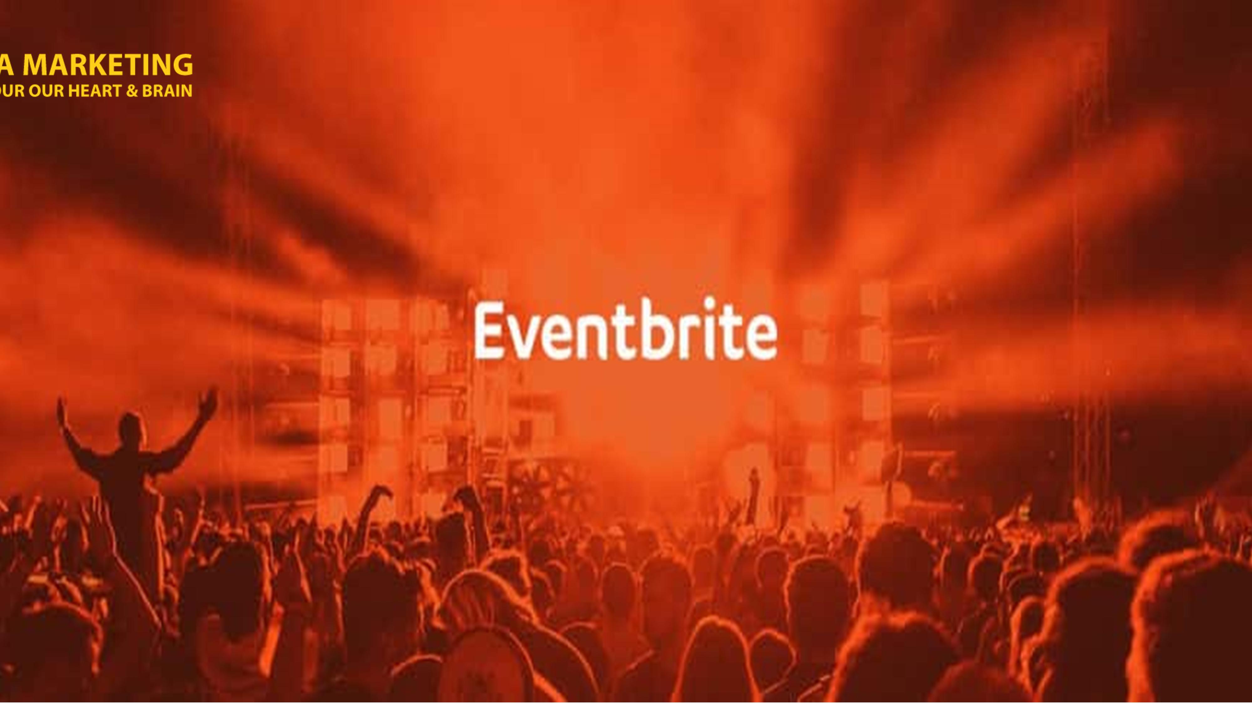 Mô hình kinh doanh Eventbrite Freemium