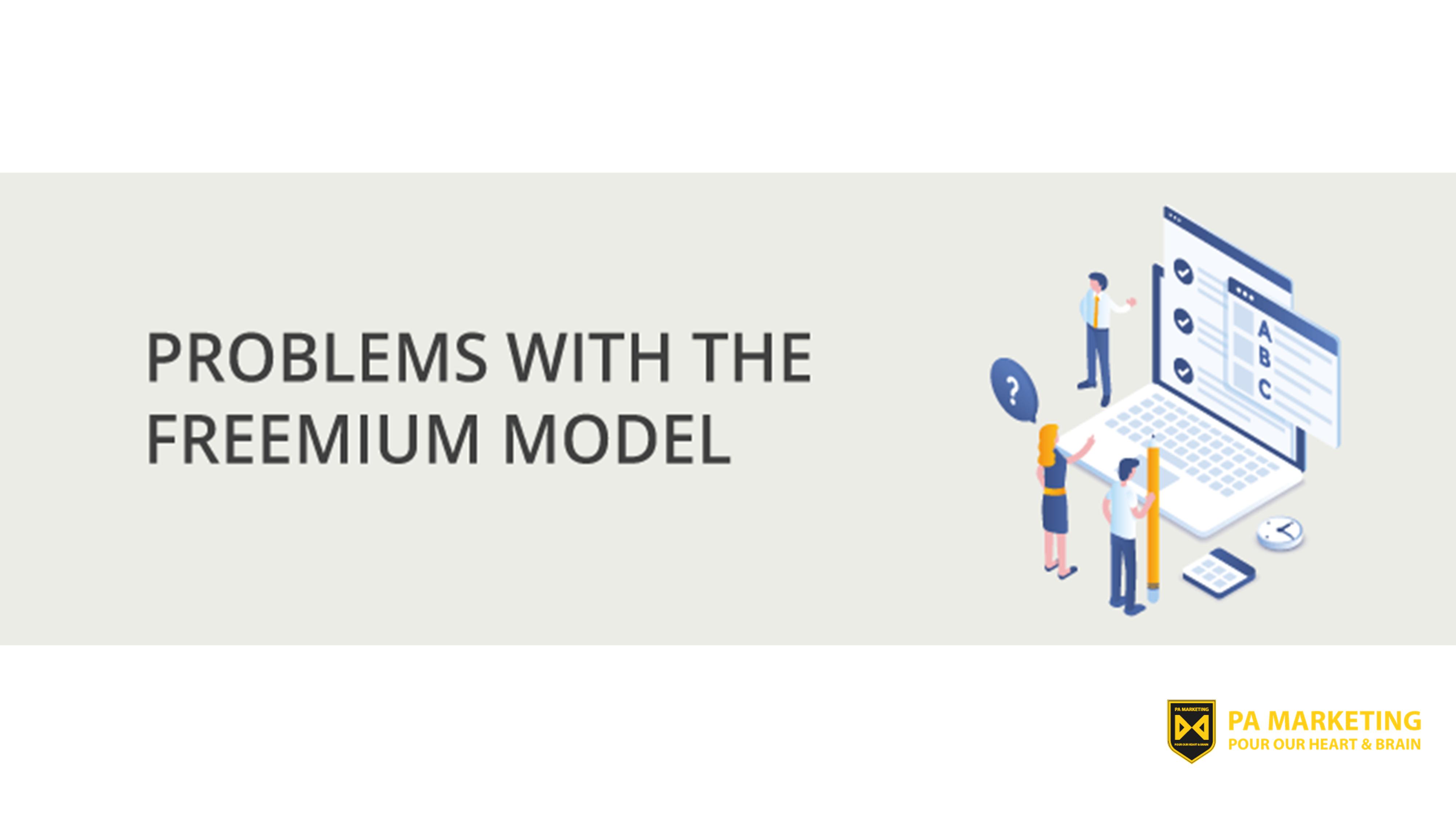 Mô hình kinh doanh freemium so với miễn phí