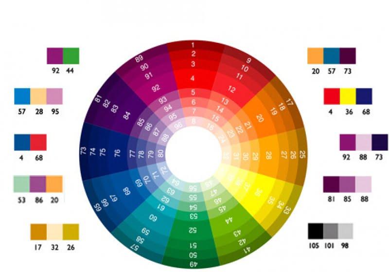 6 nguyên tắc phối màu trong thiết kế website cơ bản